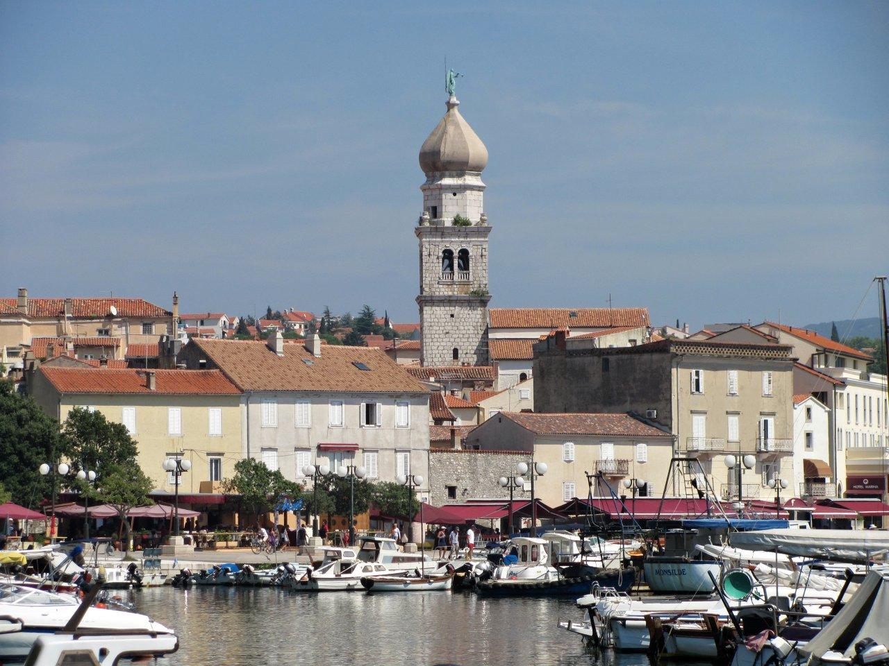 Island of Krk, Best places to visit in Croatia