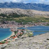 Island of Pag, Best places to visit in Croatia