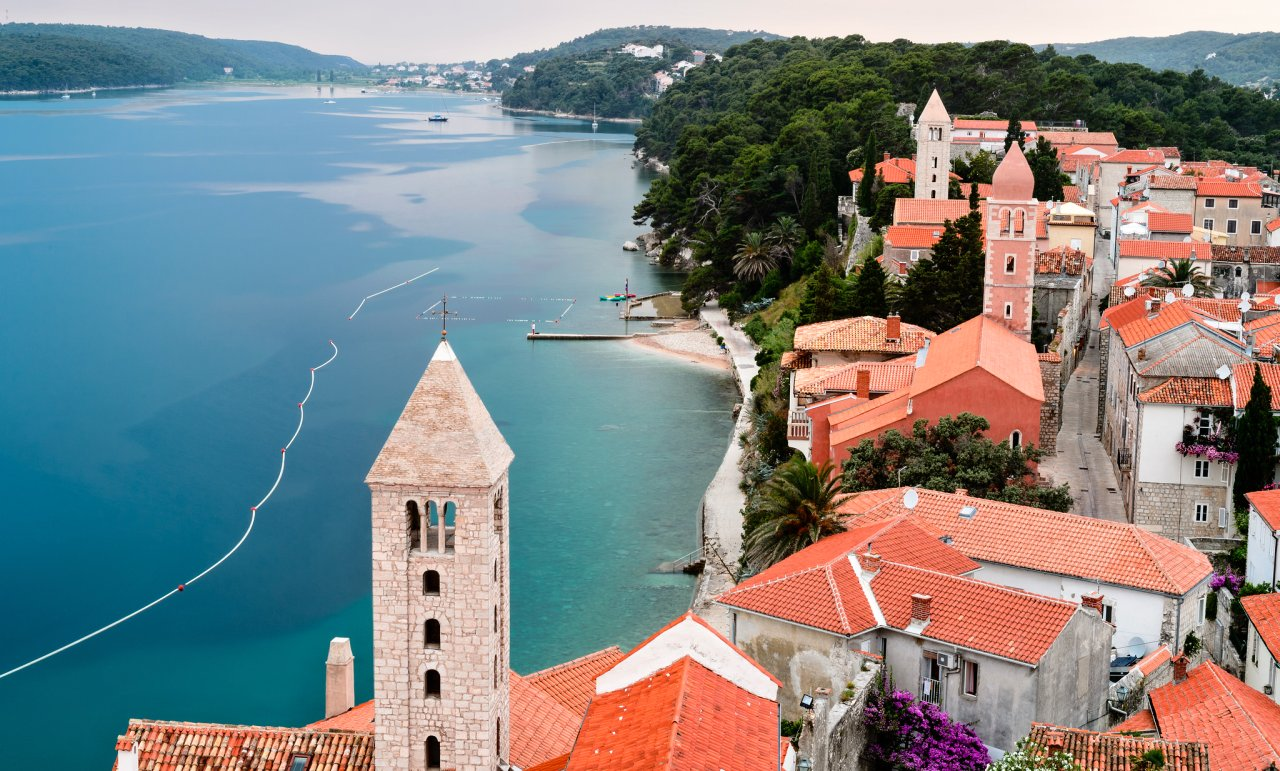 Island of Rab, Best places to visit in Croatia