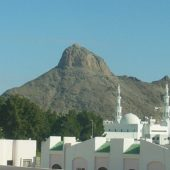 Jabal-Al-Noor (Mountain of Light), Top tourist attractions in Mecca