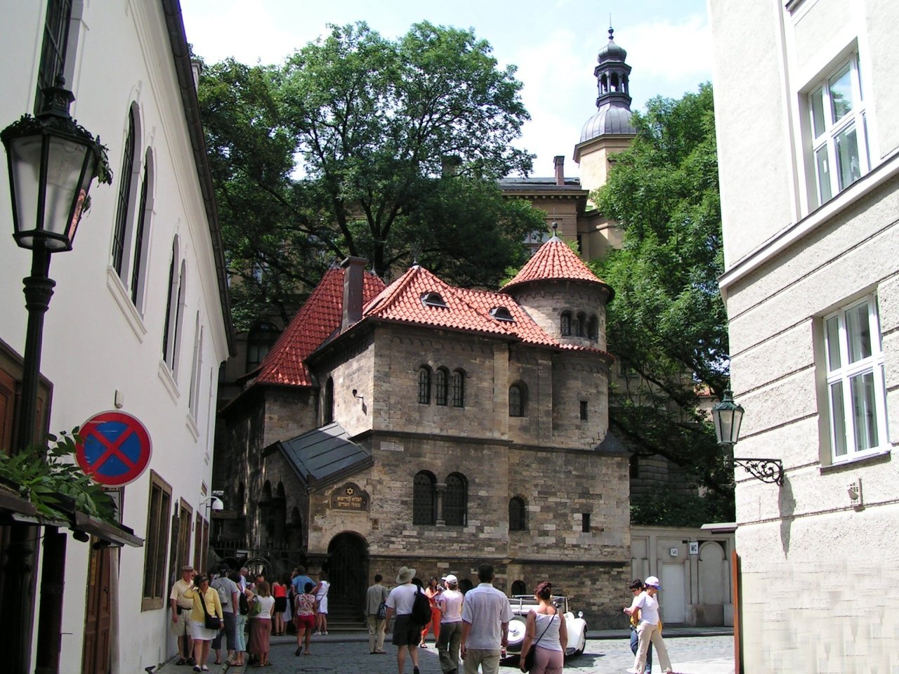 Jewish Quarter – cemetery, synagogues, Prague, Czech Republic