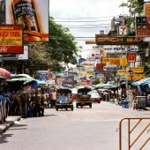 Khao San Road, Things to do in Bangkok - Tourist Attractions, Thailand