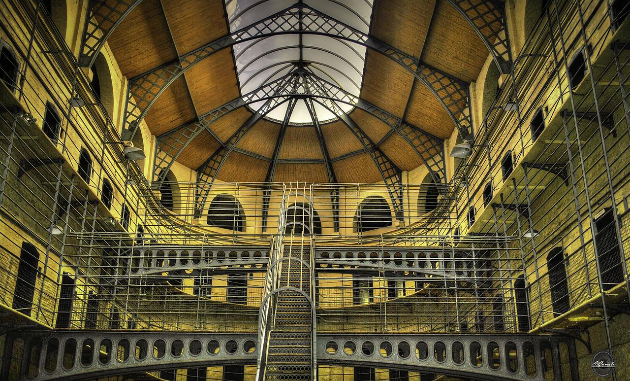 Kilmainham Gaol Prison, Dublin, Ireland