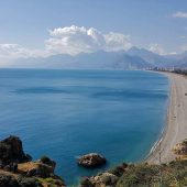Konyaaltı Beach, Top tourist attractions in Antalya