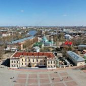 Kremlyovskaya Square, Vologda, Best places to visit in Russia