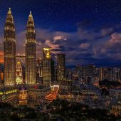 Kuala Lumpur, Malaysia, Most Visited Cities in the World