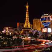 Las Vegas, USA, Most Visited Cities in the World