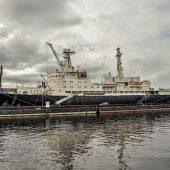 Lenin (1957 icebreaker), Murmansk, Russia