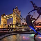 London, England, Most Visited Cities in the World