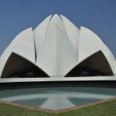 Lotus Temple, Top tourist attractions in Delhi