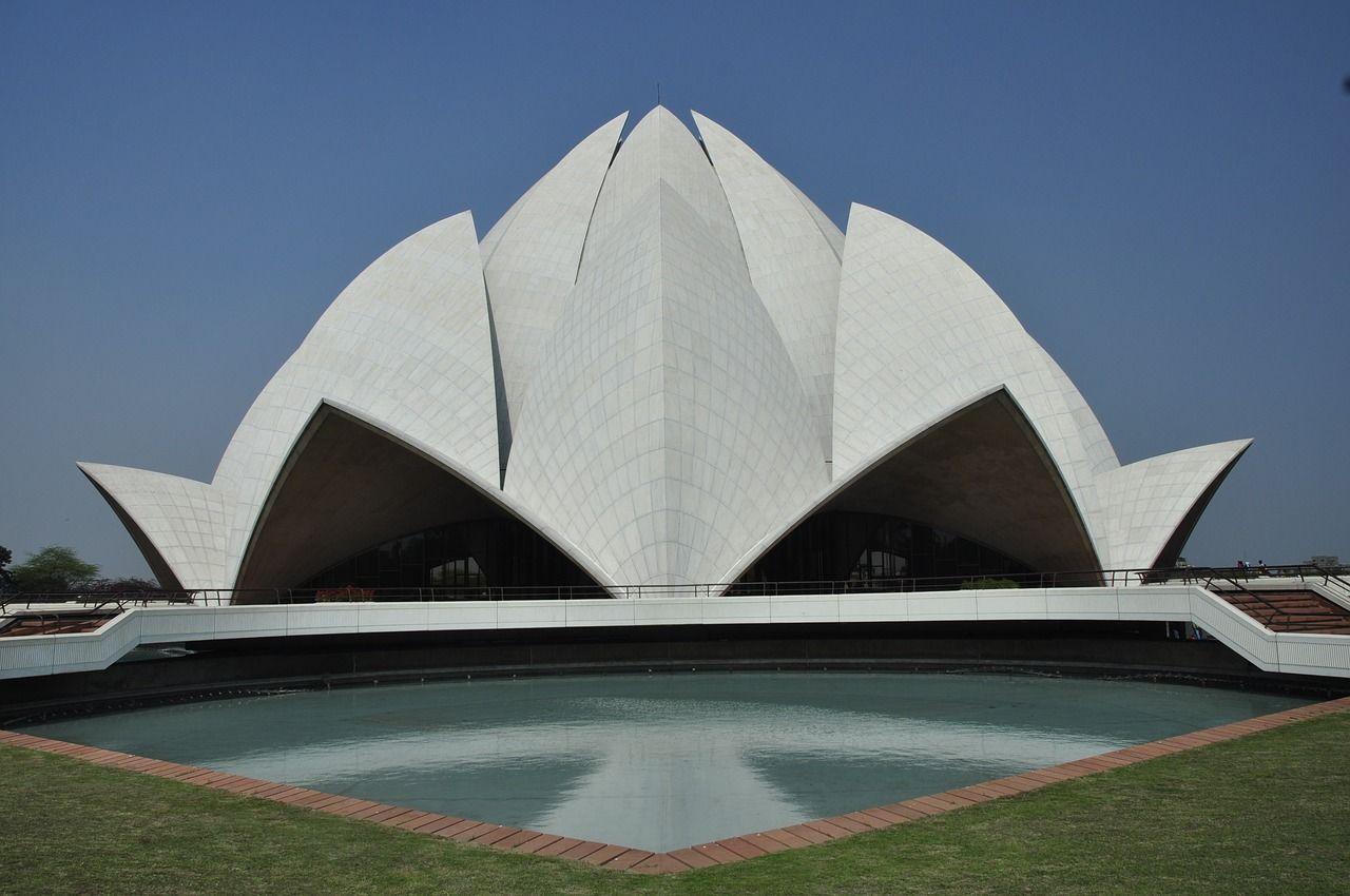 Lotus Temple, Top tourist attractions in Delhi