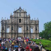 Macau Historic Centre, Top tourist attractions in Macau