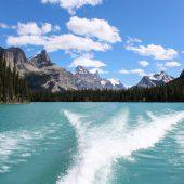 Maligne Lake, Canada - 1