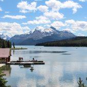 Maligne Lake, Canada