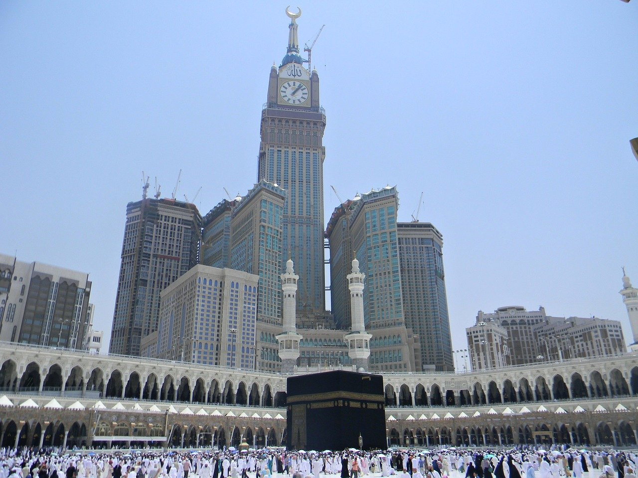 Mecca, Saudi Arabia, Most Visited Cities in the World