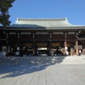 Meiji Jingu Shrine, Top tourist attractions in Tokyo