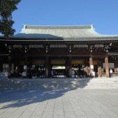 Meiji Jingu Shrine, Top tourist attractions in Tokyo