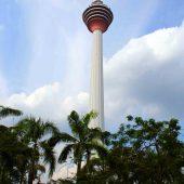 Menara KL Tower, Top tourist attractions in Kuala Lumpur