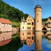 Mespelbrunn Castle, Castles in Germany