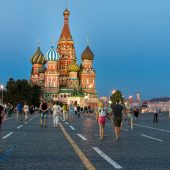 Moscow, Best places to visit in Russia