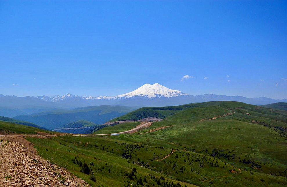 Mount Elbrus, Best places to visit in Russia