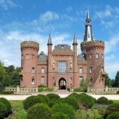 Moyland Castle, Castles in Germany