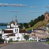 Nizhny Novgorod, Best places to visit in Russia