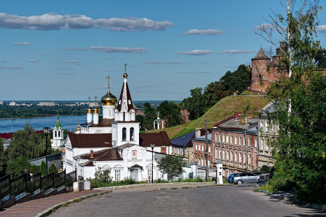 Nizhny Novgorod, Best places to visit in Russia