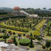 Nong Nooch Tropical Botanical Garden, Top tourist attractions in Pattaya