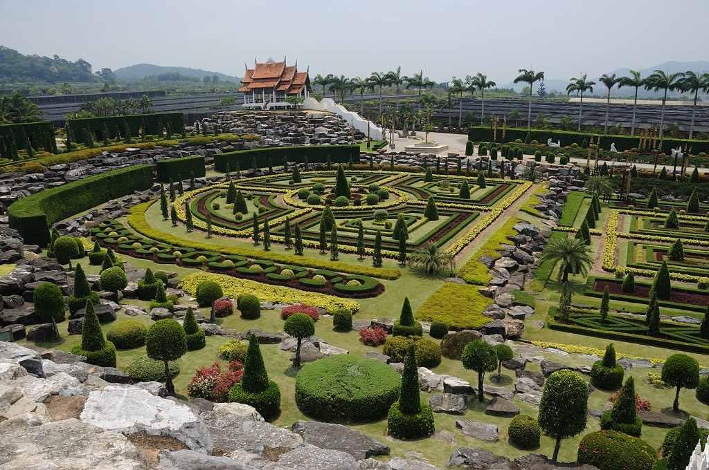 Nong Nooch Tropical Botanical Garden, Top tourist attractions in Pattaya