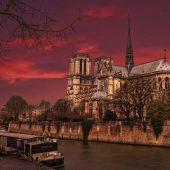 Notre-Dame Cathedral and île de la Cité, Top tourist attractions in Paris