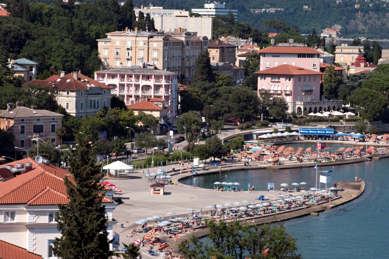 Opatija, Best places to visit in Croatia