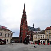 Osijek, Best places to visit in Croatia