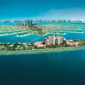 Palm Jumeirah, Top tourist attractions in Dubai