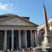 Pantheon, Top tourist attractions in Rome