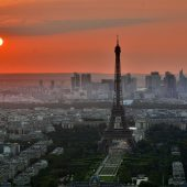Paris, France, Most Visited Cities in the World