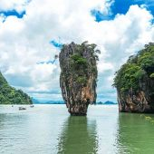 Phang Nga Bay, Top tourist attractions in Phuket