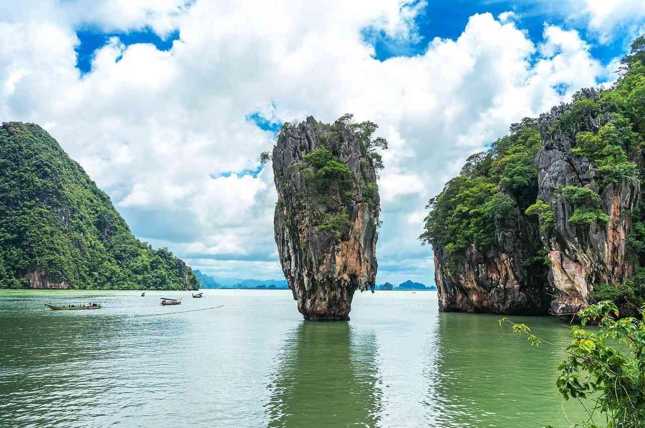 Phang Nga Bay, Top tourist attractions in Phuket