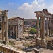 Roman Forum, Top tourist attractions in Rome