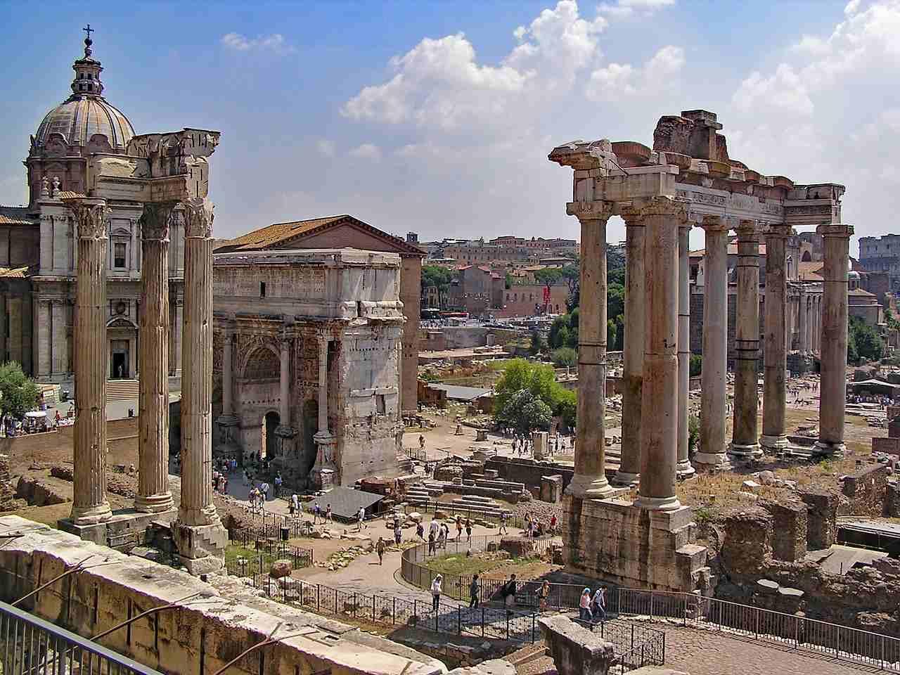 Roman Forum, Top tourist attractions in Rome