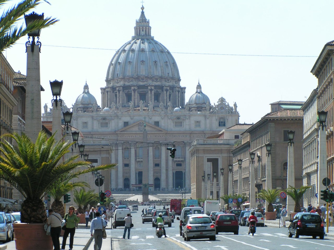 Rome, Italy, Most Visited Cities in the World