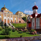 Samara, Monastery of the Theotokos of Iveron, Best places to visit in Russia
