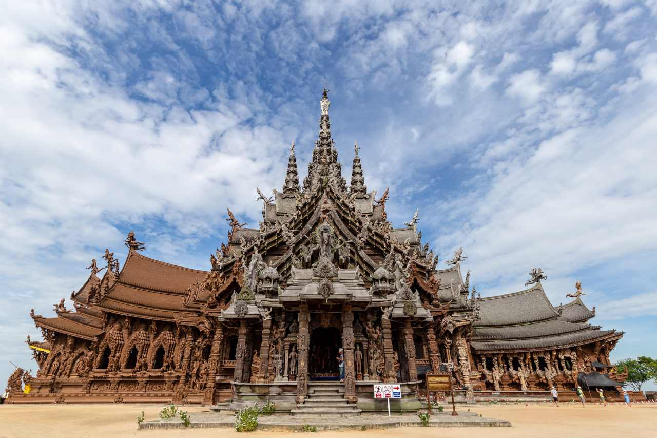 Sanctuary of Truth, Top tourist attractions in Pattaya