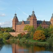 Schloss Johannisburg, Castles in Germany