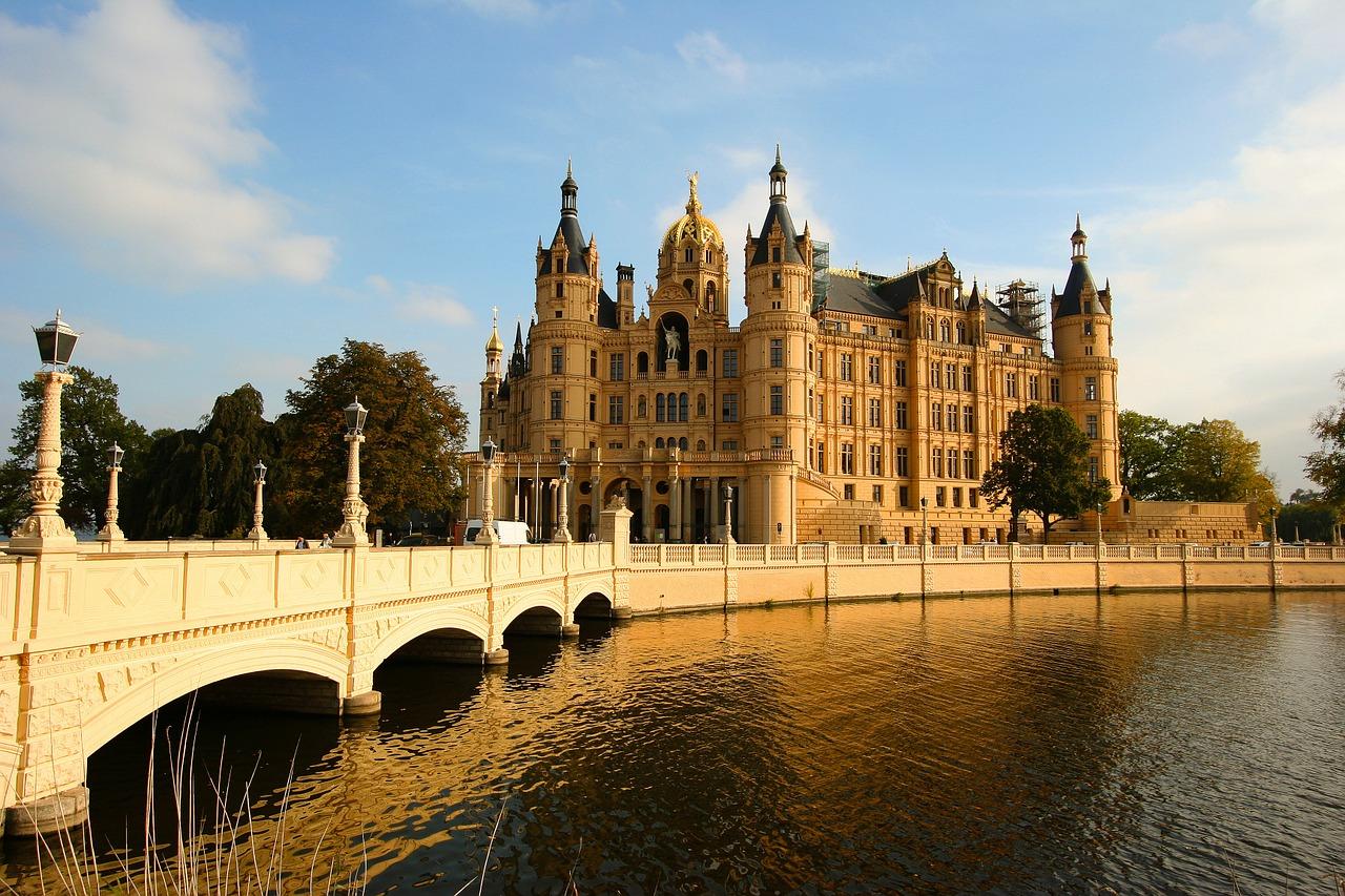 Schwerin Castle, Castles in Germany