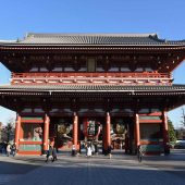 Sensoji Temple, Top tourist attractions in Tokyo