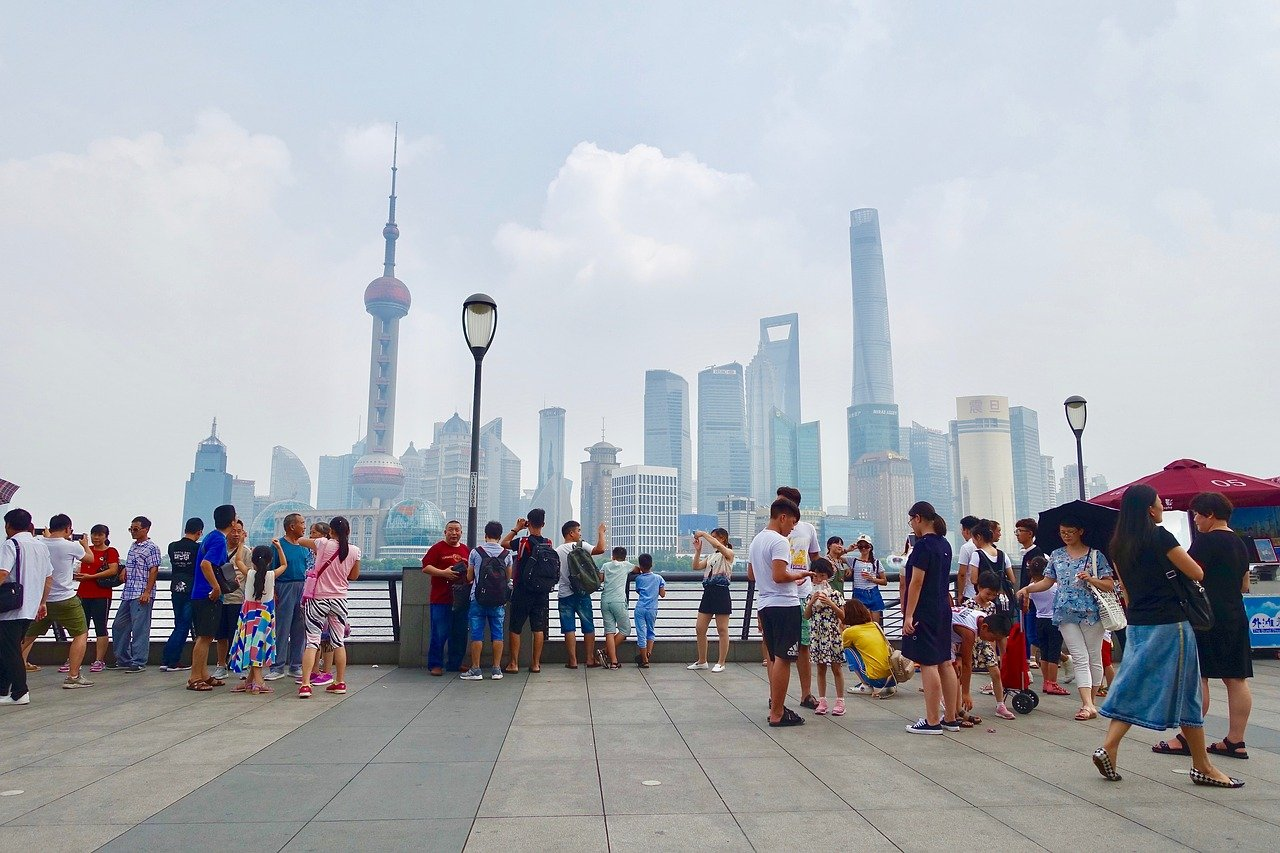 Shanghai, China, Most Visited Cities in the World