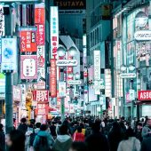 Shibuya – Tokyo's shopping Mecca, Top tourist attractions in Tokyo