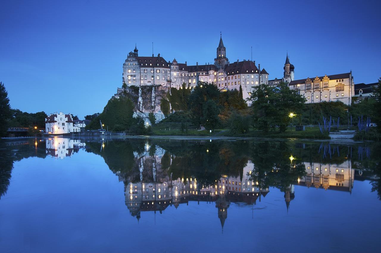 Sigmaringen Castle, Castles in Germany