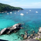 Similan Islands, Phang Nga, Top tourist attractions in Phuket